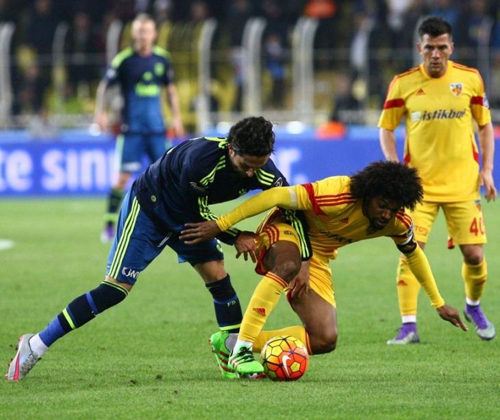 Fenerbahçe: 1 - Kayserispor: 0