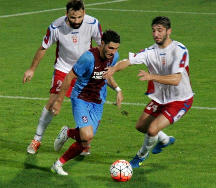 Trabzonspor, Avrupa Ligi'ne uzatmalarda veda etti