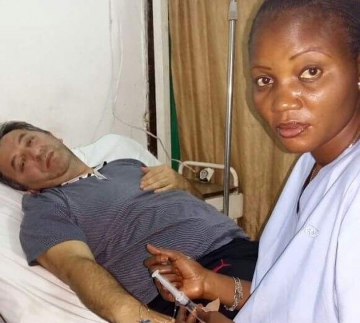 Kongo'da sineğin ısırdığı Sakaryalı işadamının ölüm haberi geldi