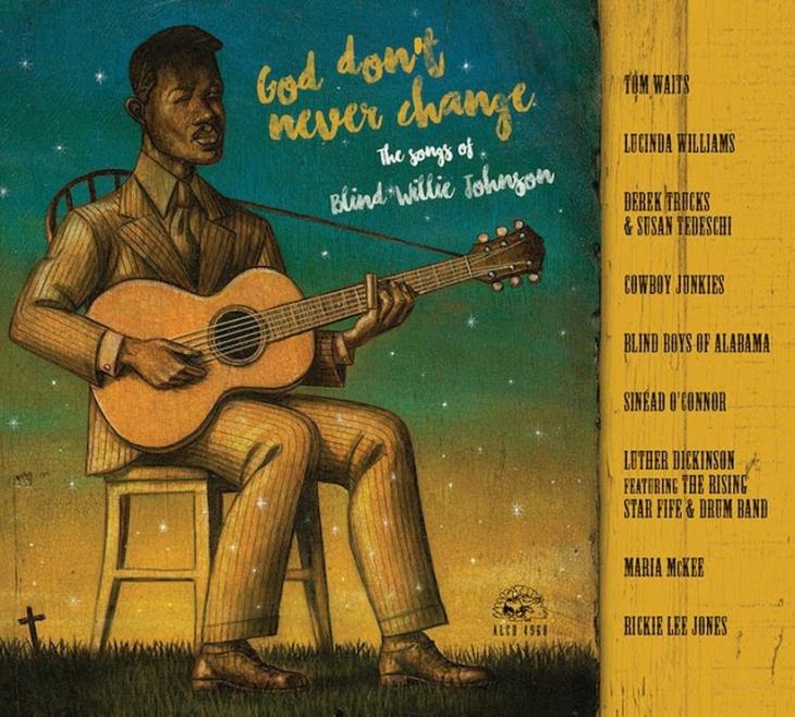 Tom Waits, Johnson'ın tribute albümünde