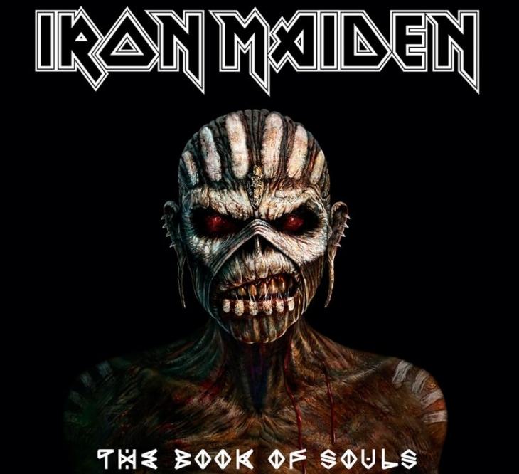 Iron Maiden 'Ruhların Kitabı'yla dönüyor
