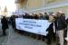 Bakırköy Belediyesi işçi ve emekçileri ücretleri için eylem yaptı