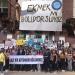 Ankara'da Hacı Bayram Veli Üniversitesi sorunlarla açıldı