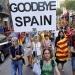 Katalan hükümeti binalarına baskın: 12 gözaltı