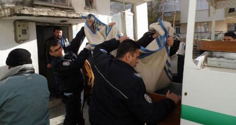 Antalya'da Suriyeli mülteci ailenin evinde trajedi