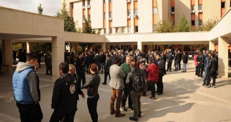 Artuklu Üniversitesi'nde 'Yolsuzluk' operasyonunda 5 tutuklama