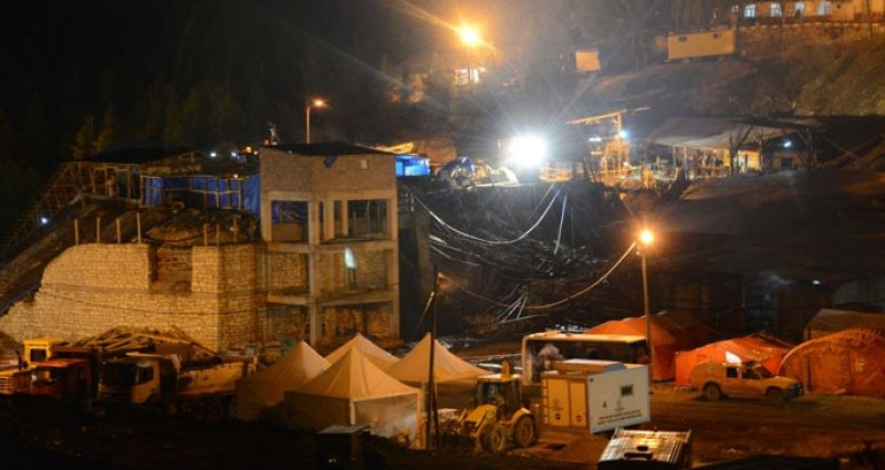 Ermenek'teki maden faciasında 26. gün