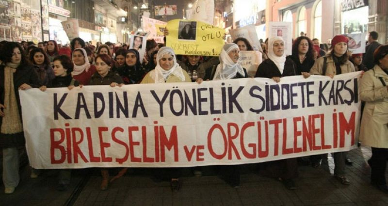 25 Kasım'a anlamını veren kadın mücadelesi