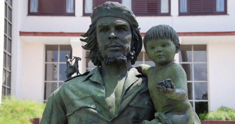 Küba'da cami kubbesi görülmüşmüş...