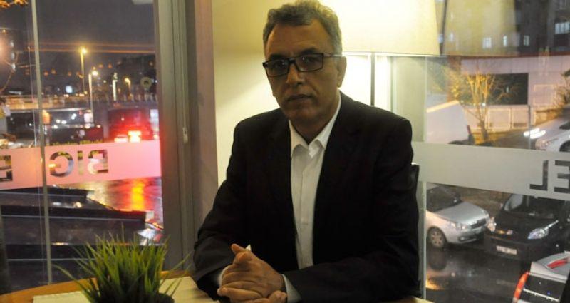 Tunus Halk Cephesi Milletvekili Jilani Hammami: