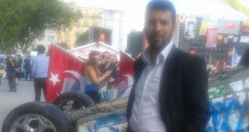 Aydın Aydoğan Gezi'de ayağından vurulmuştu