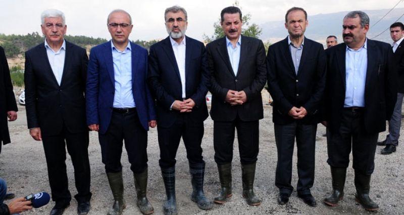 Faruk Çelik'in açıklamalarına CHP, EMEP ve HDP'den tepki