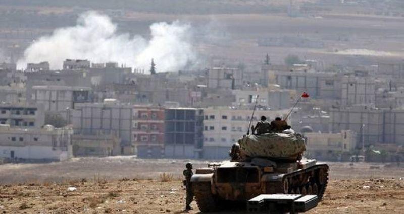 Kobane Dayanışması çağrısı ile