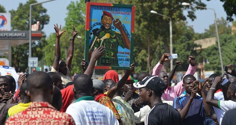 27 yıl önce katledilen 'Afrikalı Che' sokakta