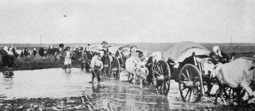 Alman Türk silah arkadaşlığı ve Ermeniler