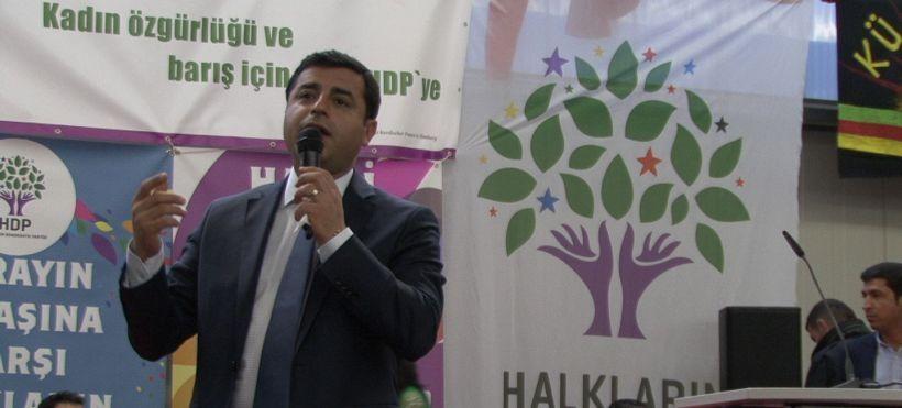 Demirtaş'tan demokrasi güçlerine çağrı: Halka demokratik bir iktidar sunabilmeli