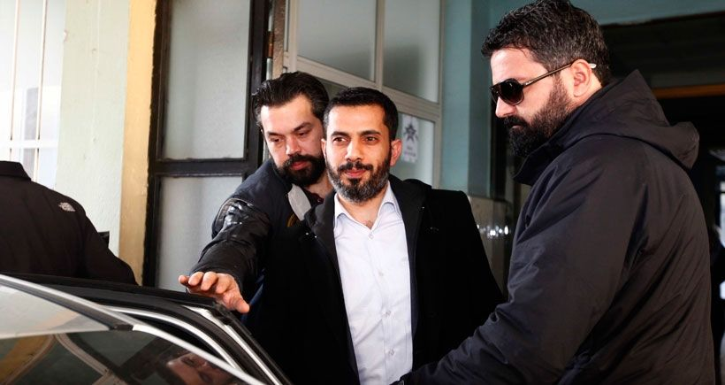 Taraf Yazarı Mehmet Baransu tutuklandı