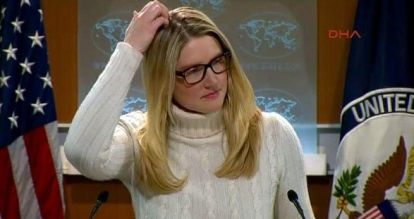 ABD Dışişleri Sözcüsü: Davutoğlu'nun ABD'de olduğundan haberim yok!