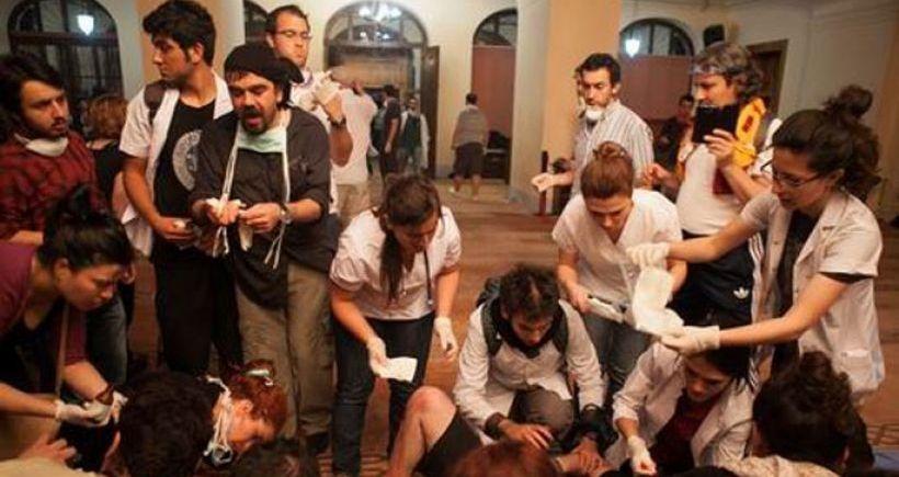 Gezi davasında Dolmabahçe Camii imamına zorla getirme kararı