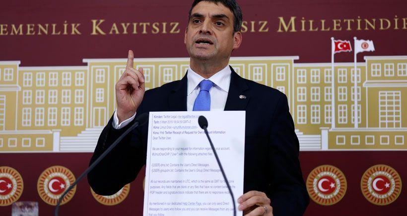 Twitter'dan Sümeyye Erdoğan iddialarını çürüten rapor