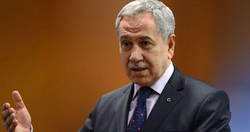 Arınç'tan Erdoğan'a: Merkez Bankasını tehdit etmek doğru değildi