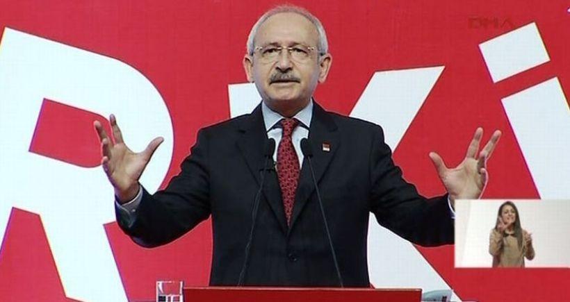 CANLI YAYIN: CHP, seçim bildirgesini açıklıyor