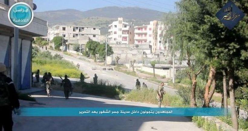 'Cisr saldırısına Türkiye sınırından 5 bin militan katıldı'