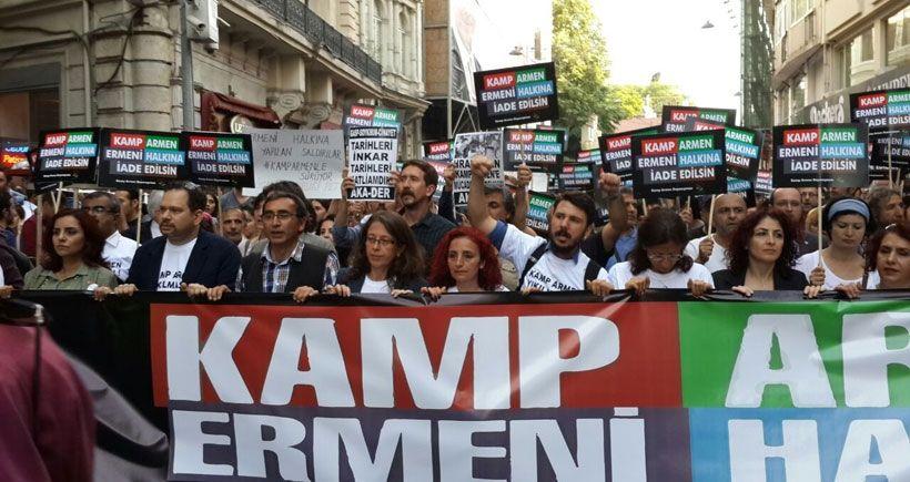 Kamp Armen'in tapusu, vakfa iade ediliyor