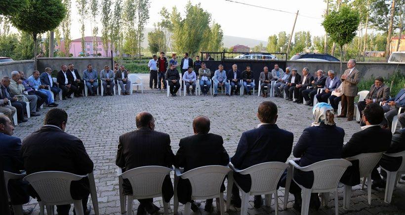 Bölgede AKP'den 898 yönetici istifa etti