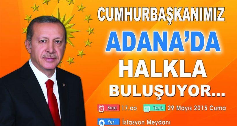 Erdoğan'ın mitingine gidene yüksek sözlü notu verilecek