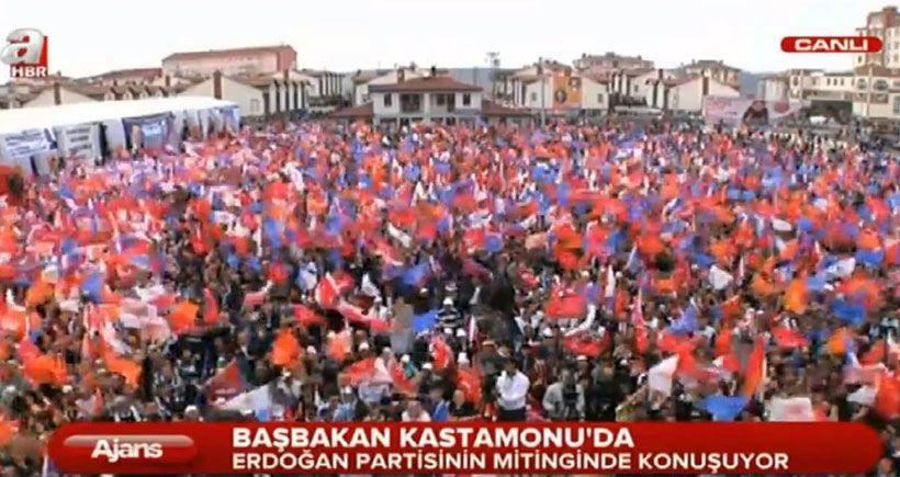 AKP açık ara önde!