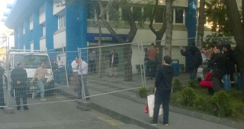 Türk Traktör işçileri bu defa barikata izin vermedi