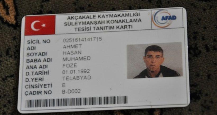 AFAD'dan Kobanê'de katliam yapan IŞİD üyesinin kampta kaldığı itirafı
