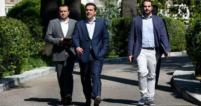 Yunanistan'da tüm partiler Çipras'a destek açıklaması yaptı