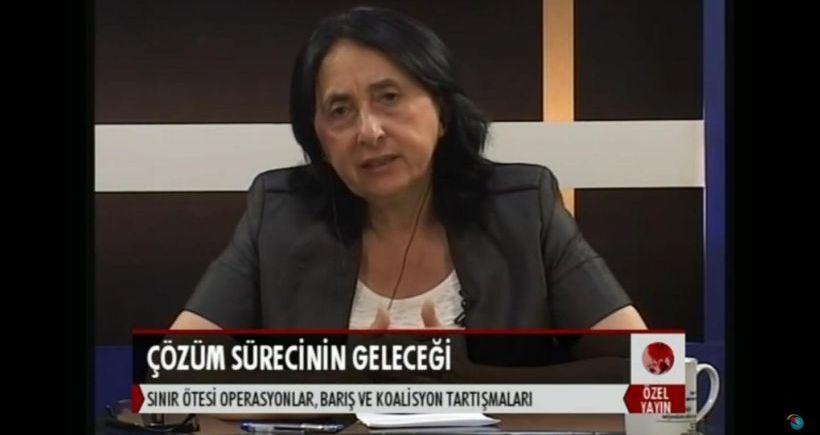 Arınç'ın susturmaya çalıştığı Aydoğan, Hayat TV'de konuştu