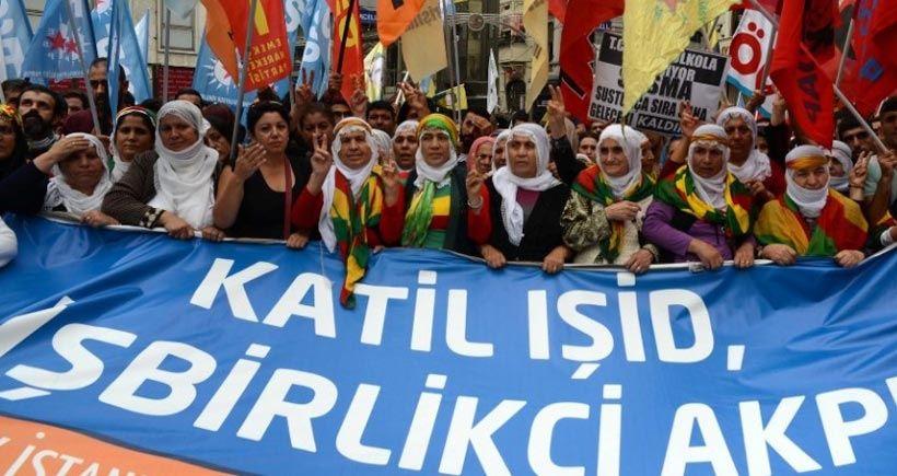 HDP, AKP ile IŞİD ilişkisinin araştırılması için Meclis Araştırması istedi