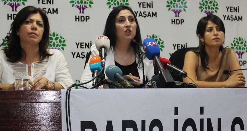 'Saray için Türkiye'nin evlatları kurban ediliyor'
