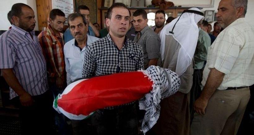 Batı Şeria'da 18 aylık bebek yakılarak öldürüldü!