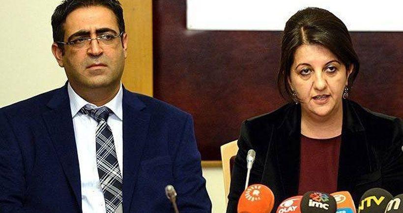 HDP,  Toplumsal Barışın İnşası için Müzakere kanun teklifini Meclis'e sundu