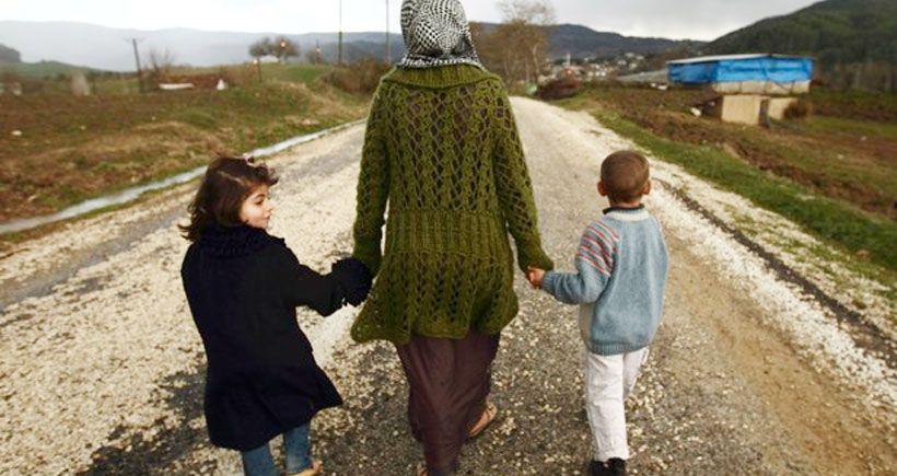 Suriye'den ölüme giden karanlık yol