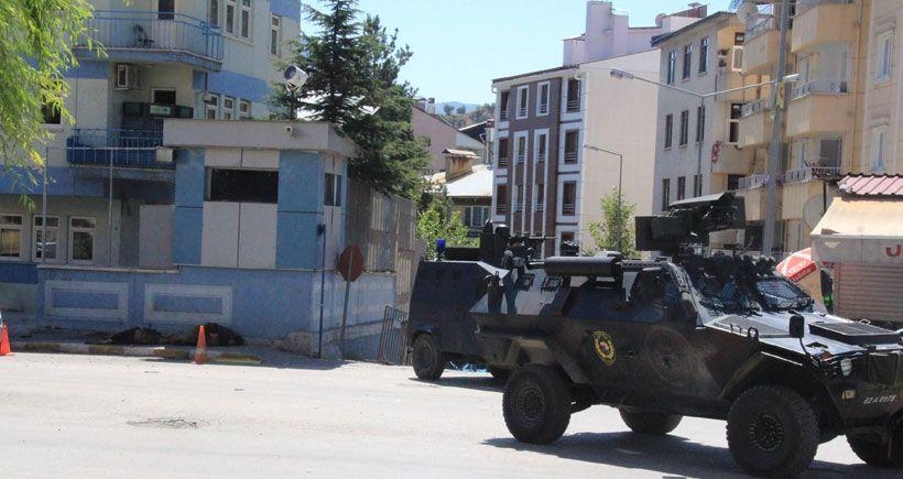 Dersim kent merkezinde çatışma: Ölü veyaralılar var