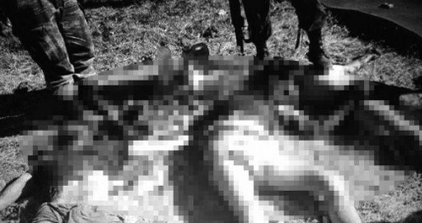 Kürt savaşçıların cenazeleri ve devletin sınırları