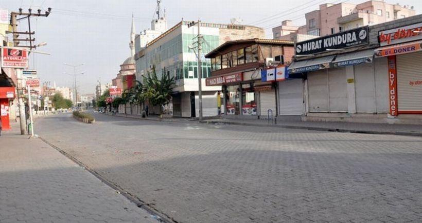 Lice'ye giriş çıkış yasaklandı, 9 bölgede katliam tehlikesi