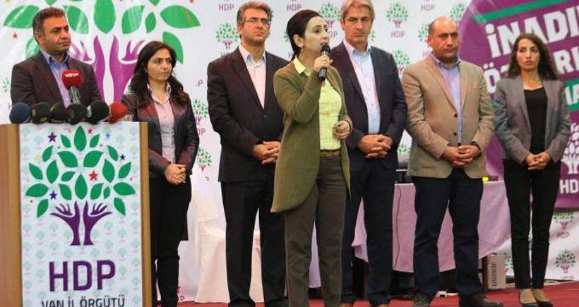 Yüksekdağ: 8'de 8 yaparak AKP'ye iyi bir ders vereceğiz