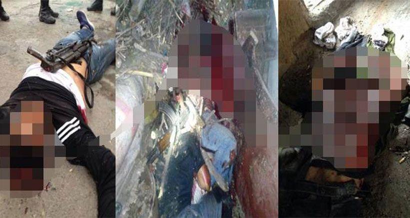 Hacı Birlik'in görüntülerini paylaşan hesap bu kez Bismil'den fotoğraf paylaştı