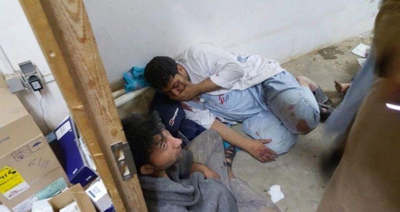 Afganistan'daki hastanenin bombalanmasını ABD'li general üstlendi