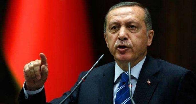 Erdoğan: Herkesi terörün karşısında yer almaya davet ediyorum