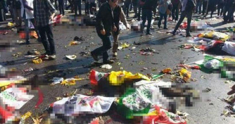 Katliam yerine giden bakanlar protesto edildi