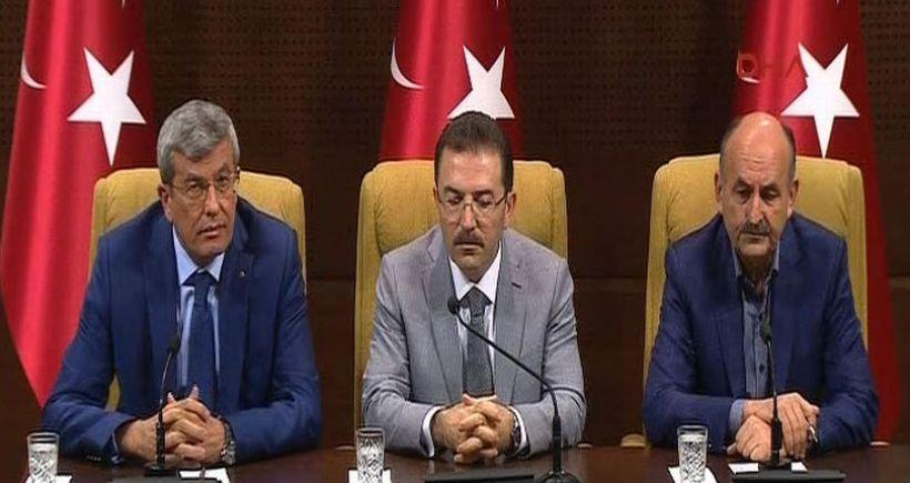 Bakanlardan ortak açıklama: Güvenlik zafiyeti yoktu, 86 kişi yaşamını yitirdi!