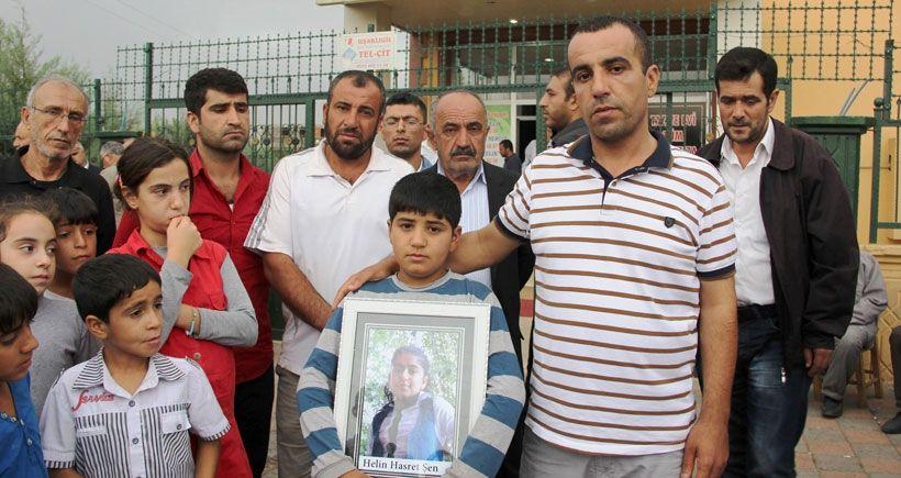 Sur ilçesinde öldürülen Helin'in babası: Yeter artık yeter